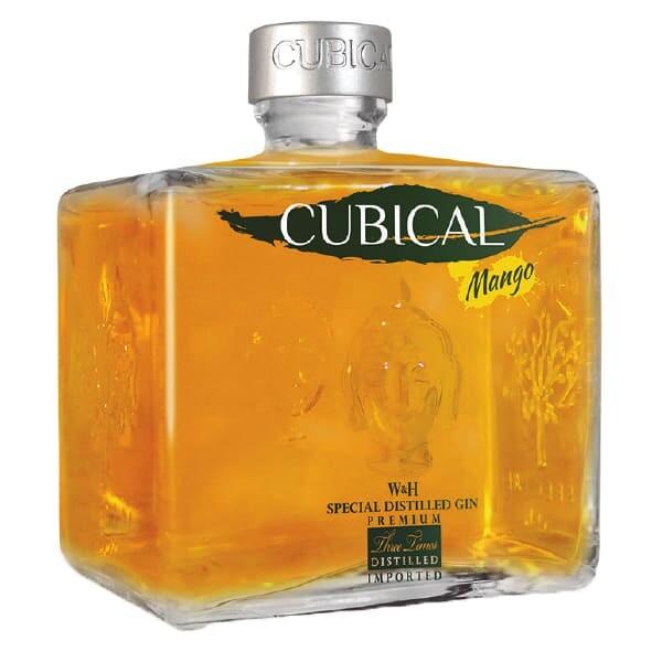 Gin Cubical Mango 70 cl.