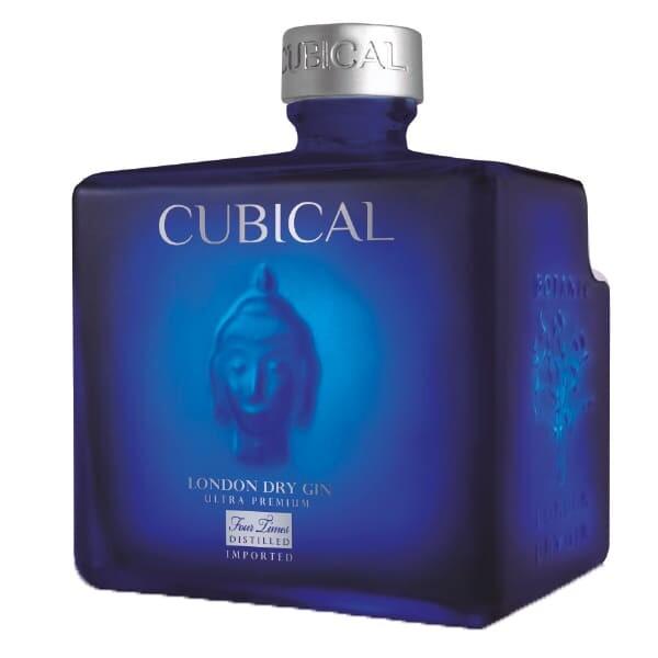 Gin Cubical Ultra Premium 70 cl.