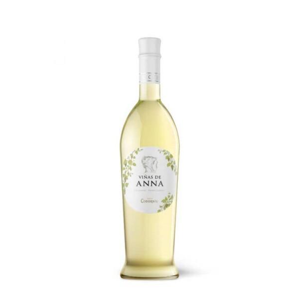 Vino Blanco D.O. Catalunya Viñas de Anna Chardonnay 75 cl.
