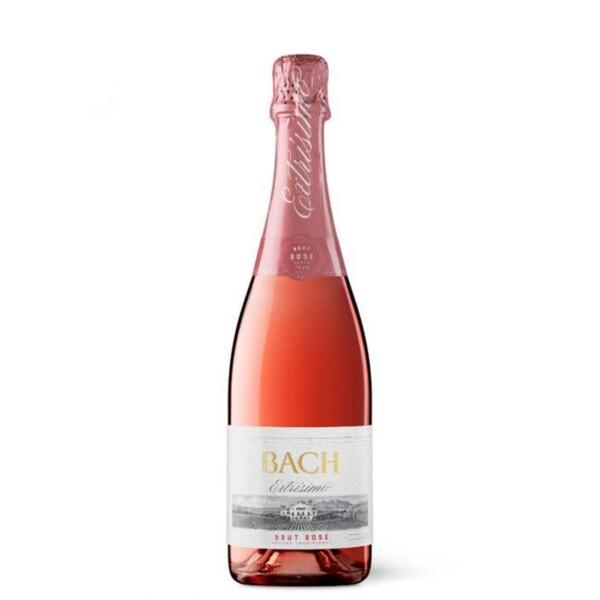 Cava Bach Rosé Brut 75 cl.