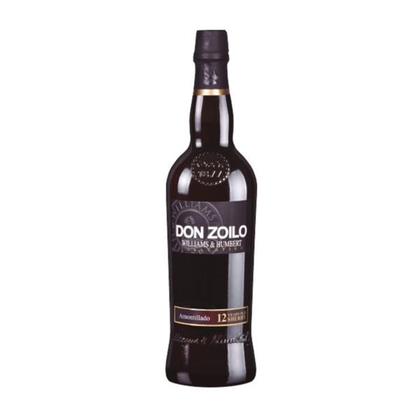 Don Zoilo Amontillado W&H Collection 75 cl.