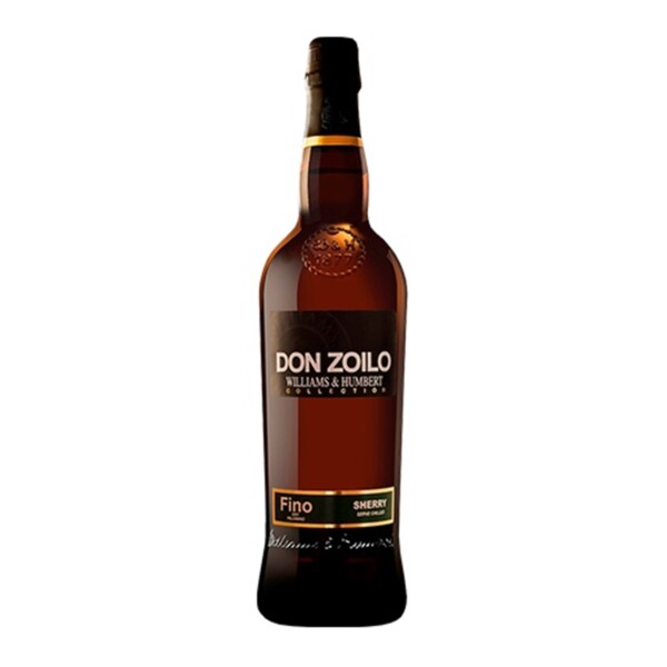 Don Zoilo Fino W&H Collection 75 cl.