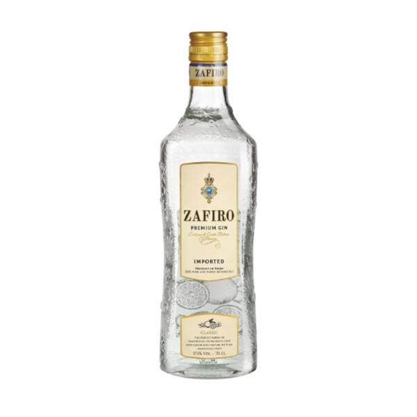 Gin Zafiro Premium 70 cl.