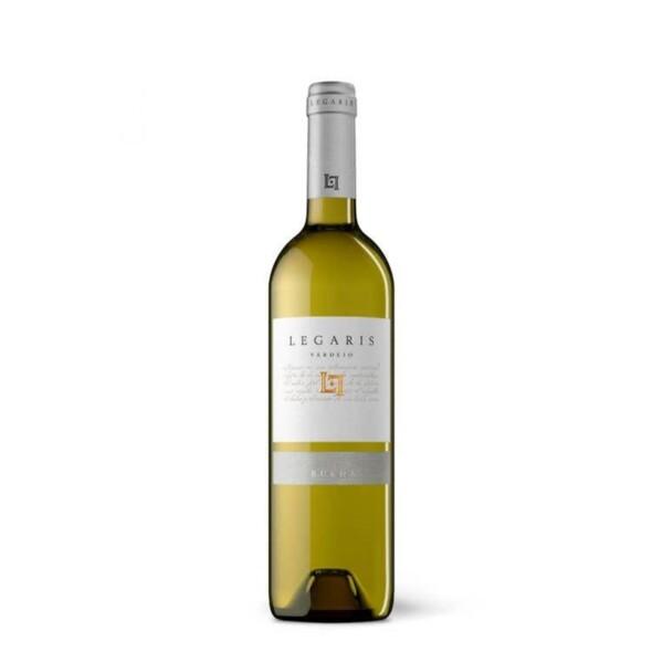 Vino Blanco D.O. Rueda Verdejo Legaris 75 cl.