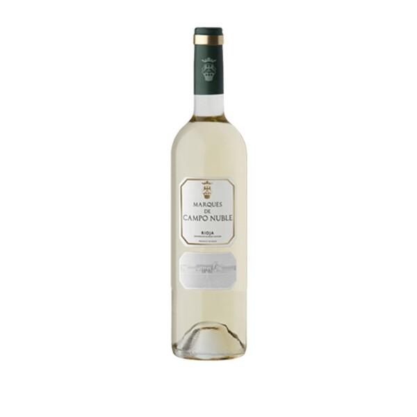 Vino Blanco D.O. Rioja Marqués de Campo Nuble 75 cl.