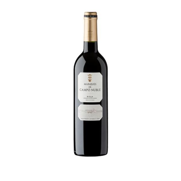 Vino Tinto D.O. Rioja Reserva Marqués de Campo Nuble 75 cl.