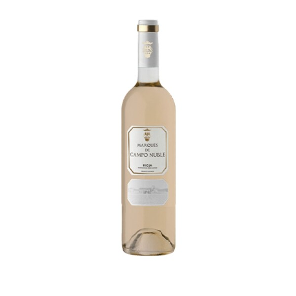 Vino Rosado D.O. Rioja Marqués de Campo Nuble 75 cl.