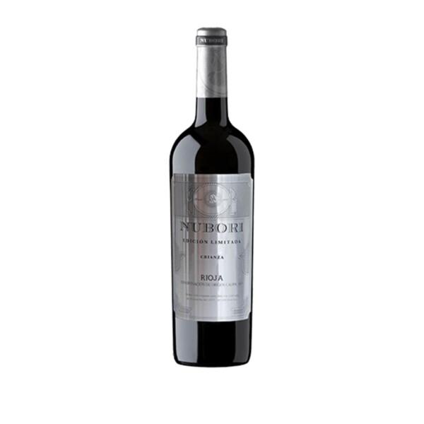Vino Tinto D.O. Rioja Crianza Edición Limitada Nubori 75 cl.