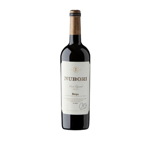 Vino Tinto D.O. Rioja Reserva Cuvée Especial Nubori 75 cl.