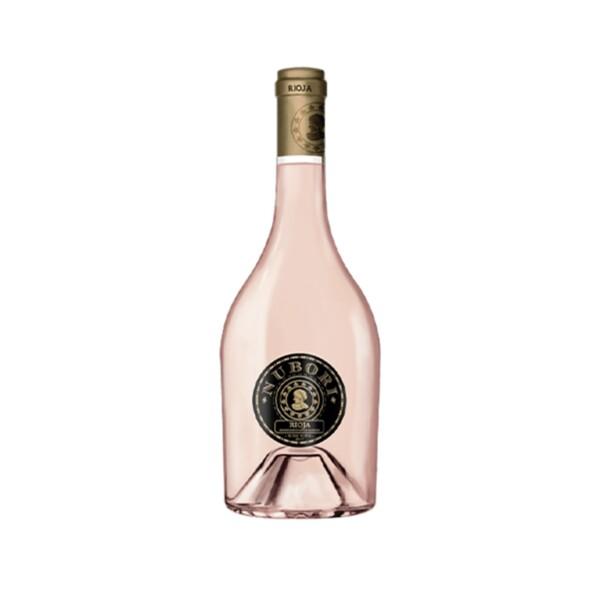 Vino Rosado D.O. Rioja Nubori 75 cl.