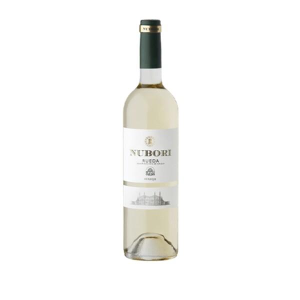 Vino Blanco D.O. Rueda Verdejo Nubori 75 cl.