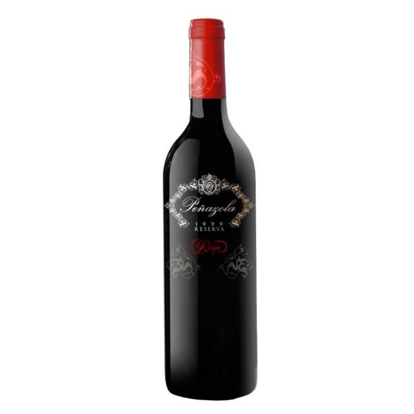 Vino Tinto D.O. Rioja Reserva Peñazola 75 cl.