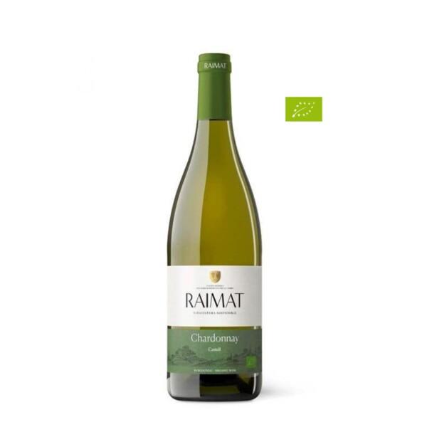 Vino Blanco D.O. Costers del Segre Castell de Raimat Chardonnay 75 cl.