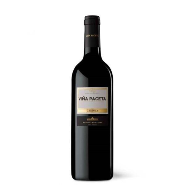 Vino Tinto D.O. Rioja Crianza Viña Paceta 75 cl.