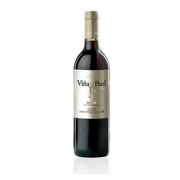 Vino Tinto D.O. Rioja Cosecha Viña Paul 75 cl.