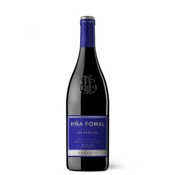 Vino Tinto D.O. Rioja Reserva Viña Pomal 106 Barricas 75 cl.