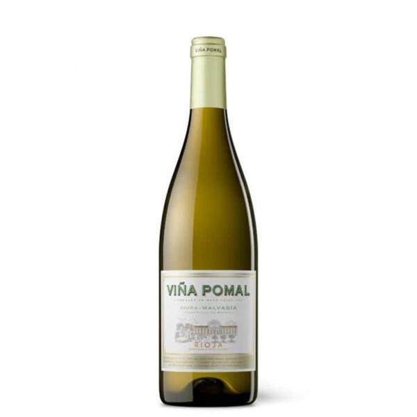 Vino Blanco D.O. Rioja Viña Pomal 75 cl.
