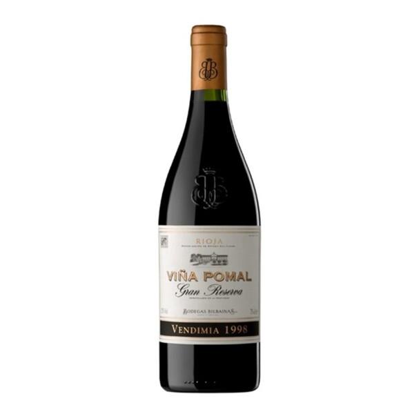 Vino Tinto D.O. Rioja Gran Reserva Viña Pomal 75 cl.