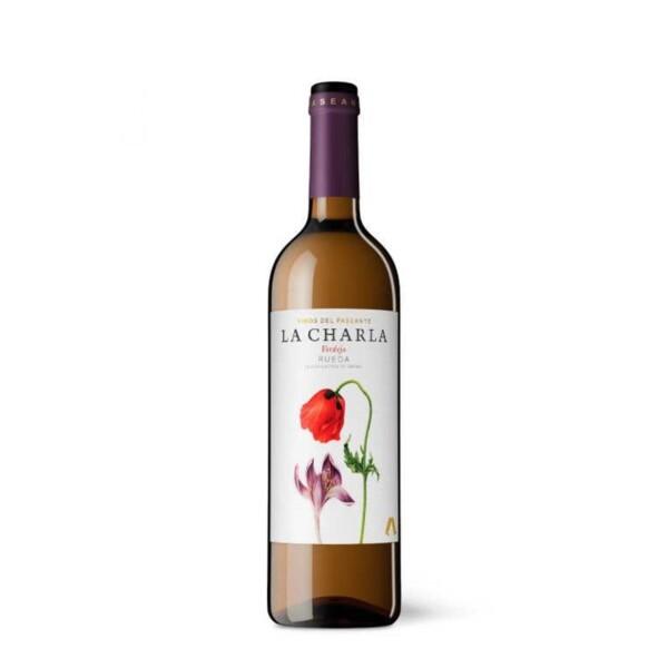 Vino Blanco D.O. Rueda Verdejo Vinos del Paseante - La Charla 75 cl.