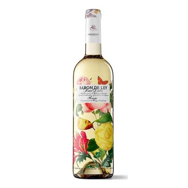 Vino Blanco D.O. Rioja Semidulce Barón de Ley 75 cl.