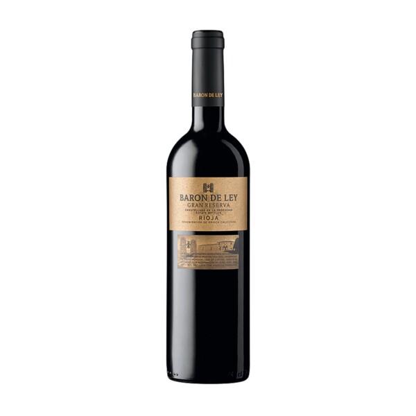 Vino Tinto D.O. Rioja Gran Reserva Barón de Ley 75 cl.