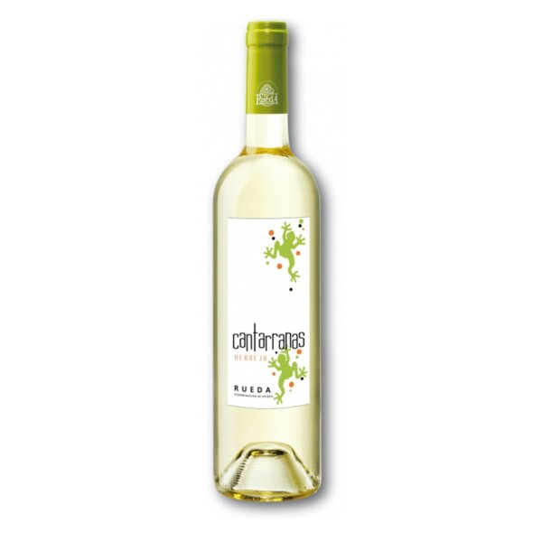 Vino Blanco D.O. Rueda Verdejo Cantarrana 75 cl.