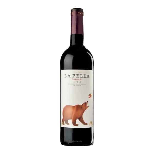 Vino Tinto D.O. Rioja Vinos del Paseante - La Pelea 75 cl.