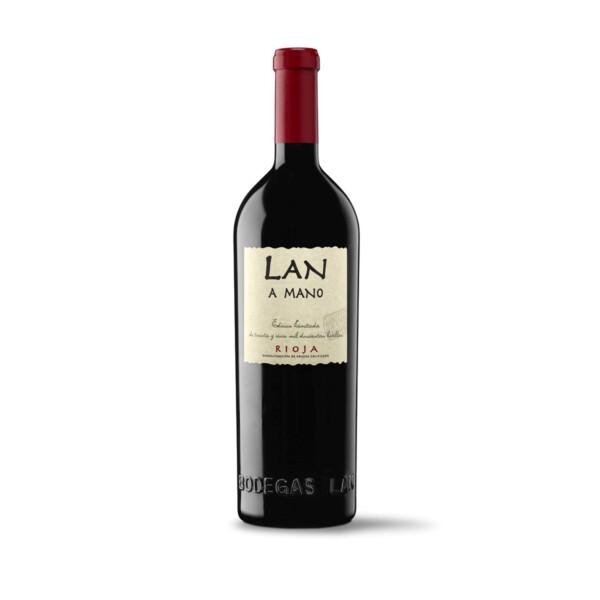 Vino Tinto D.O. Rioja Reserva Lan A Mano 75 cl.