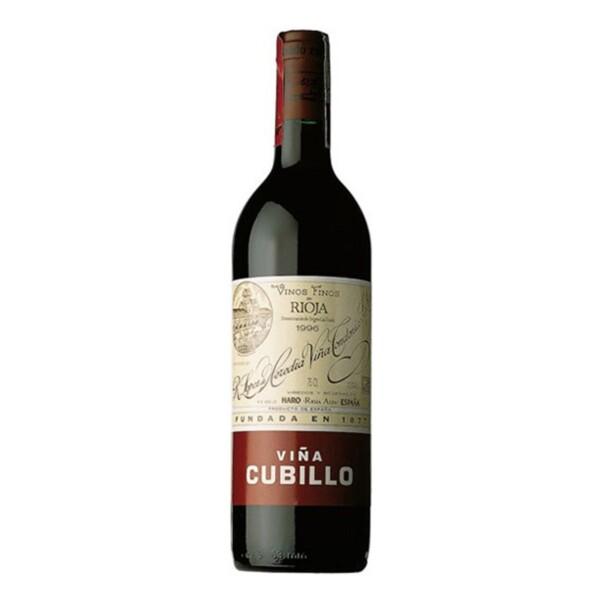 Vino Tinto D.O. Rioja Crianza Viña Cubillo 75 cl.
