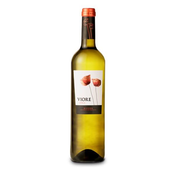 Vino Blanco D.O. Rueda Verdejo Viore 75 cl.