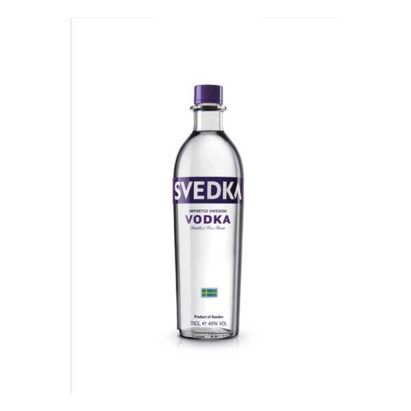 Vodka Svedka 70 cl.